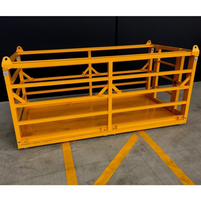 Picture of 4 Persons Crane Man Cages (No Roof)